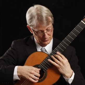 Humanities Seminar: Works in the Works - Classical Guitar Recital by Michael Cedric Smith 3