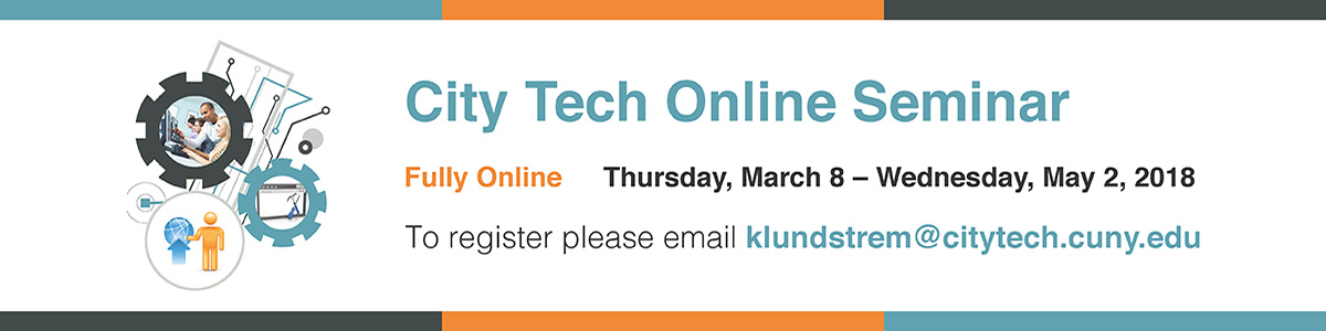 iTEC City Tech Online Seminar