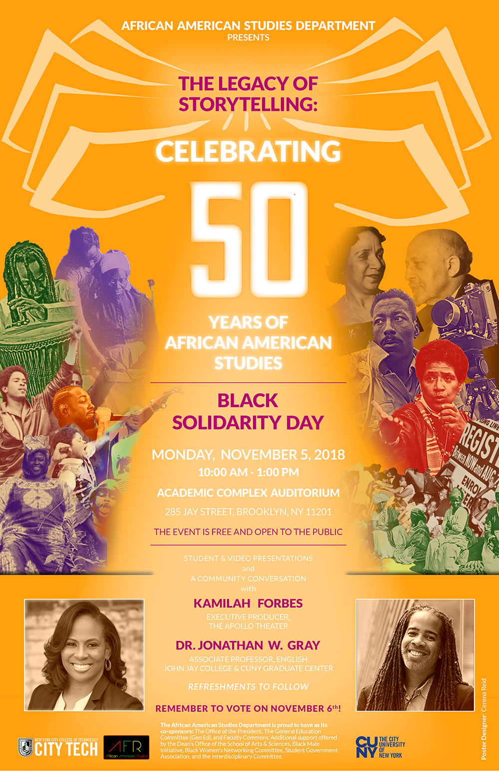Black Solidarity Day 2018